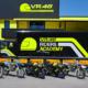 """Die Zusammenarbeit Pirellis mit der """"VR46 Riders Academy"""" erstreckt sich auf sämtlicher Fahrzeuge der bei den Trainings zum Einsatz kommenden Flotte bestehen aus Straßen- und Motocross-Motorrädern sowie E-Mountainbikes (Bild: Pirelli)"""