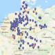 """Die bundesweit 200 Expertenstandorte der Aktion """"Wash & Check"""" sind in einer interaktiven Google-Maps-Karte verzeichnet (Bild: Google Maps/Screenshot)"""
