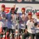 Feiert den Titelgewinn der EWC-Saison 2021: der auf Bridgestone-Reifen vertrauende Rennstall Yoshimura SERT Motul, bei dem das Kürzel im Namen für Suzuki Endurance Racing Team steht (Bild: Bridgestone)