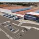 Durch den Neubau am Unternehmensstammsitz im spanischen Salamanca gut 200 Kilometer westlich von Madrid entstehen 25.000 Quadratmeter an neuer Lagerfläche sowie zugleich 3.000 Quadratmeter für Büroräumlichkeiten (Bild: Grupo Andrés)