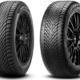 """Im Vergleich zum Vorgängerreifen (links) soll Pirellis neuer """"Cinturato Winter 2"""" unter anderem auch mit einer Reduzierung der Geräuschentwicklung im Innenraum eines mit ihm bereiften Fahrzeuges aufwarten können (Bilder: Pirelli/Screenshots)"""